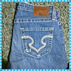Big Star Jeans 29 R Remy Low Rise Boot
